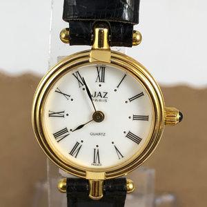 Vintage Jaz Paris Ladies French Designer Watch